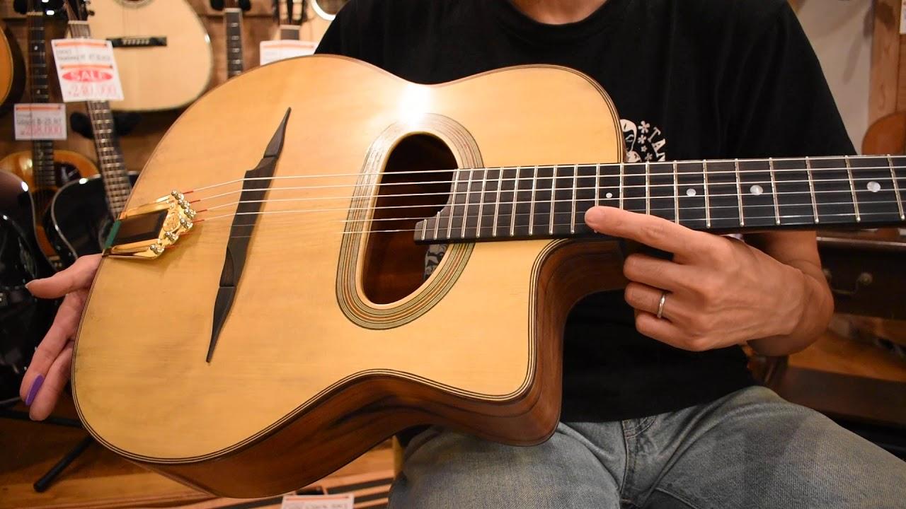 Gloss Gold Allen TR-2  Mandolin Tailpiece