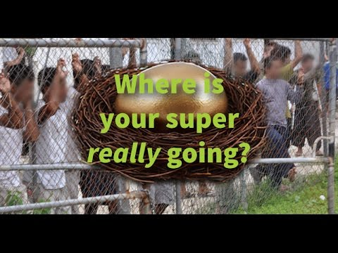 Divestment and Mandatory Detention: Where is your super going?