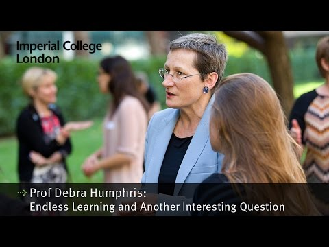 Prof Debra Humphris – Endless Learning and Another Interesting Question