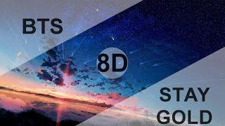 BTS (防彈少年團) - STAY GOLD [8D USE HEADPHONE]