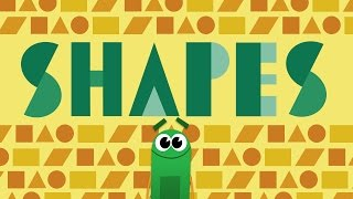 """Shapes"" - StoryBots Super Songs Episode 4"