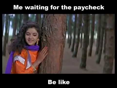 Me Waiting For The Paycheck Be Like - 9X Jalwa
