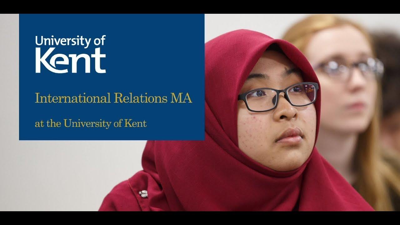 International Relations - PDip, MA - Canterbury - The
