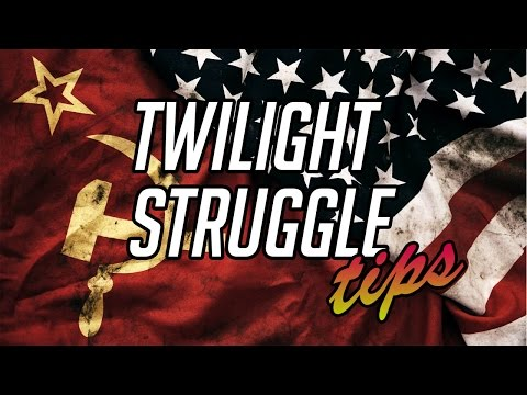 5 Tips for Twilight Struggle