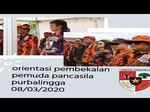 orientasi-pembekalan-pemuda-pancasila-08/03/2020-||karangreja-purbalingga