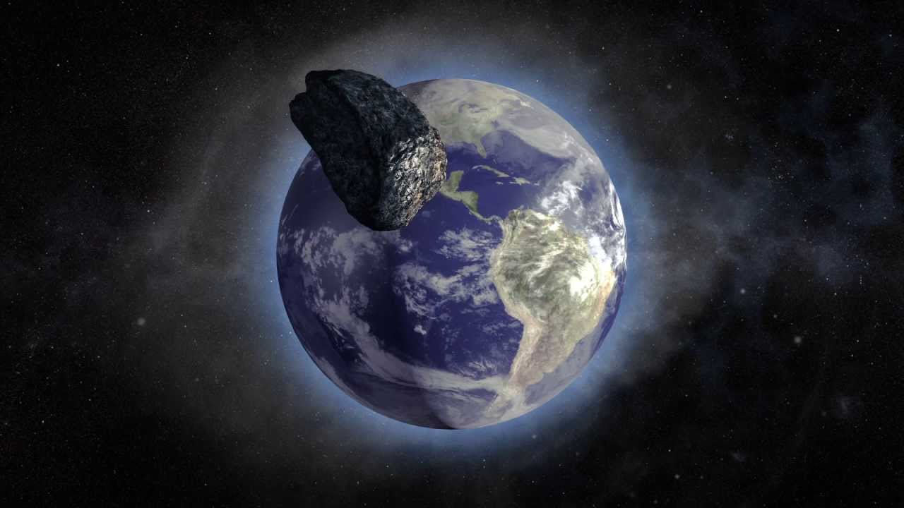 will asteroids hit the earth - 1280×720