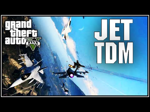 Four way jet TDM (one match) GTA 5