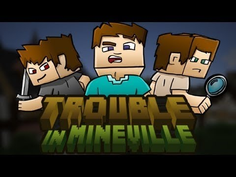 Generate Minecraft Trouble In Mineville - كوكتيل Pictures