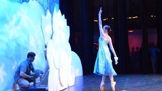 GLS recital ballet 2015   FROZEN