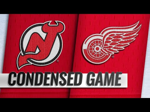 11/01/18 Condensed Game: Devils @ Red Wings