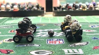 "MONSTER TRUCK FOOTBALL GAME ""STEELERS VS COLTS"""