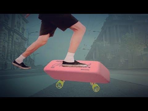 Skating Rubber Griptape for 1 Year