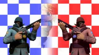 Repeat youtube video Soldier Vs. Masked Spy 10 hours