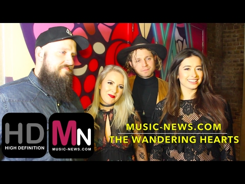 The Wandering Hearts I Interview I Music-News.com