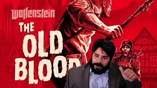 Game Rating Review of Wolfenstein: The Old Blood