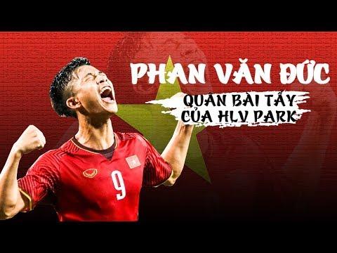 Phan Văn Đức - Quân bài chiến lược tại Asiad của Đội tuyển Olympic Việt Nam | VFF Channel