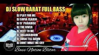 Dj Slow Barat Terbaru 2021 Full Bass Glerr By Mcpc Ft Bass Nation Blitar Full Album Nonstop