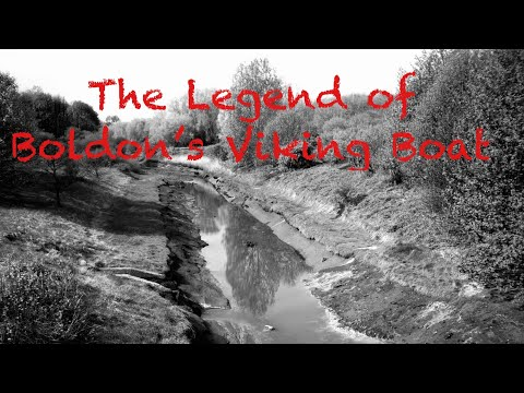 The Viking Ghost Of Boldon Colliery...And The Legend Of The Missing Viking Boat