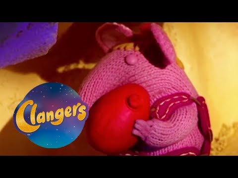 Clangers - I Am the Eggbot | Classic Cartoons for Children