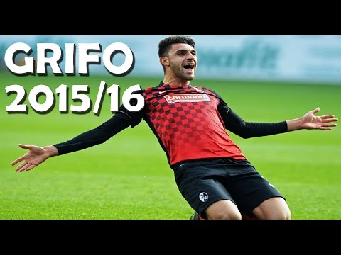 Vincenzo Grifo 2015/16   SC Freiburg