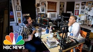 Obama Uses N-Word During Interview, Reactions Vary | NBC News