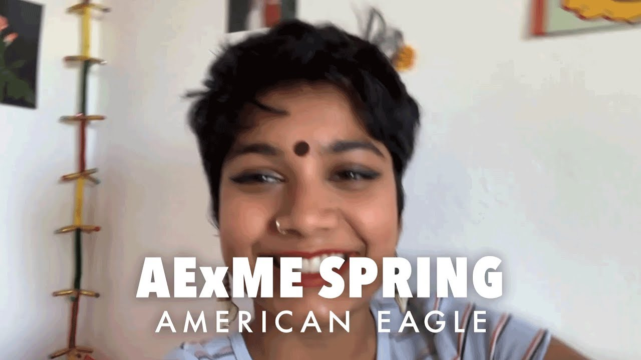 [VIDEO] - Meet Brinda | AExME SPRING 2019 | American Eagle 3
