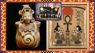 KEMETIC COSMOLOGY 2: Goddesses of Life & Death , COSMIC MOTHER (Tree of Life & TESLA)