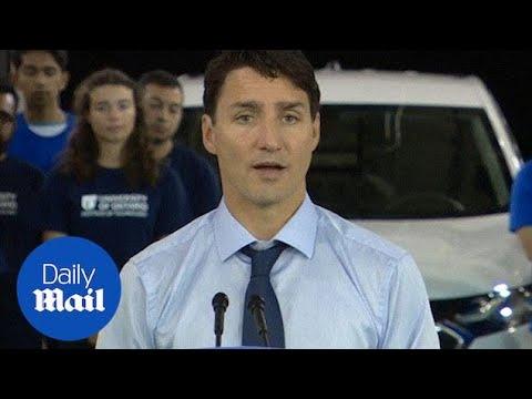 NAFTA negotiations close but still a work in progress says Trudeau
