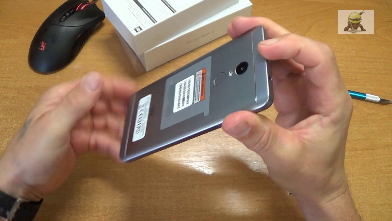 Xiaomi Redmi Note 4 Global 64gb Snapdragon 625 Youtube Redminote 4x 64 Gold