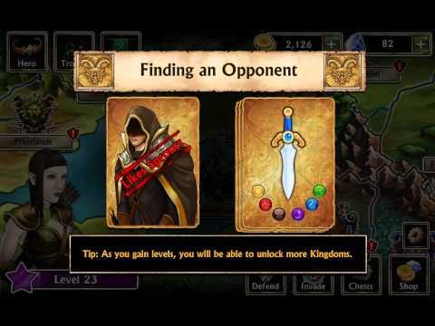 Gems of War - no opponent for me.