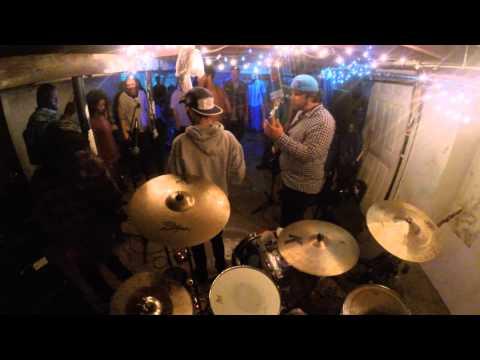 Sunny Gang live at the Pigeon Pad in New Brunswick Nj 10-11-14 (HD)