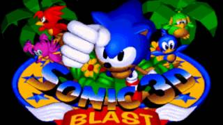 Sonic 3D Blast PC Remake - Invincibility