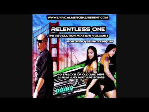 Relentless One, The Jacka & Rees - It's The Life