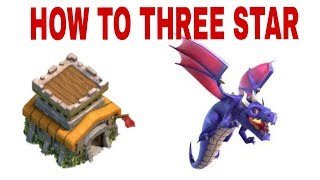 THUNDER STRUK STRATEGY FOR TH 8 | CLASH OF CLANS