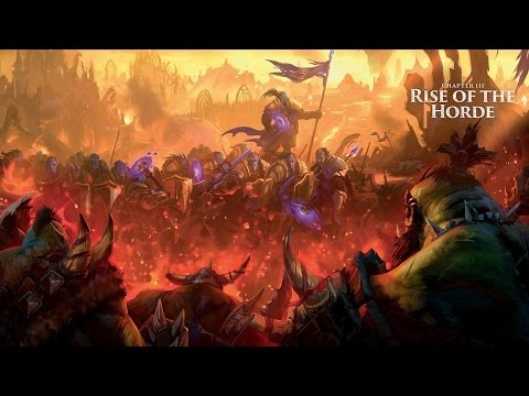 Rise of the Horde - Warcraft Chronicle Vol. 2 [Lore]