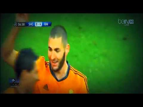 Schalke 04 vs Real Madrid 1 - 6 All Goals and Highlights Champions League 26 02 2014 HD