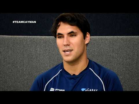 Cameron Stafford: Team Cayman profile XXI Commonwealth Games