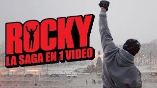 Rocky: La Saga en 1 Video