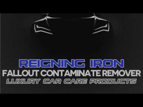 EZ Car Care Reigning Iron Review - Detailing Addicts