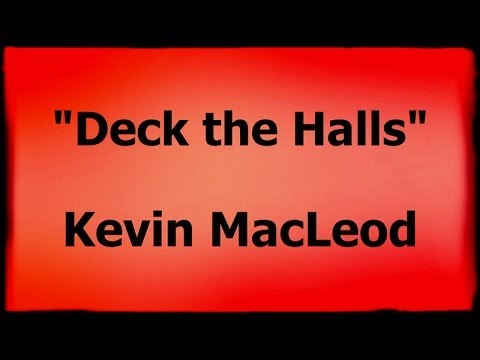 Deck The Halls Royalty Free