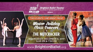 Get your BBT's tickets in time for the Holiday Season