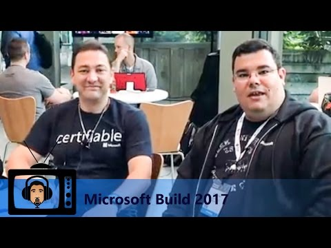 Primeiro dia do Microsoft Build 2017 em Seattle