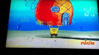Spongebob gratitude song