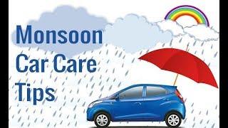 How to Maintain Car in Monsoon Season l Tips l Precaution