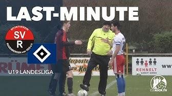 Last-Minute-Sensation bei den A-Junioren | SV Rugenbergen U19 – Hamburger SV II U19 (U19-Landesliga)