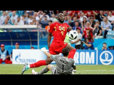 Bis de Lukaku cimenta triunfo da Bélgica sobre o Panamá
