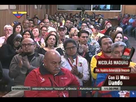 Maduro anuncia cierre de frontera tras ataque de irregulares que deja 4 heridos