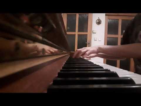 Вот и всё - Алла Пугачёва - piano cover