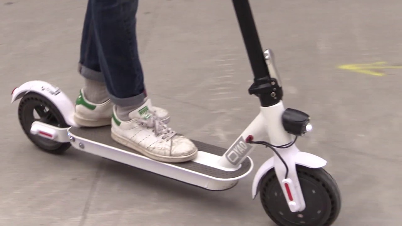 HIT OR MISS?: Dockless electric scooters | Toronto Sun