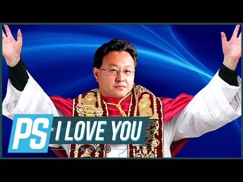 Shuhei Yoshida's on Our PlayStation Podcast - PS I Love You XOXO Ep. 02